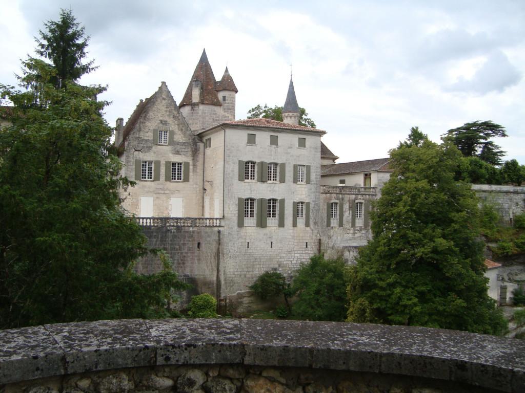 Chateau de Senechaux