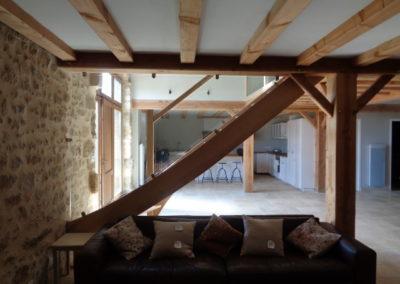 Chez Tin Tin Escalier