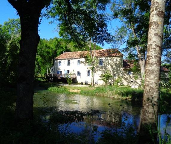 Moulin de Fontas